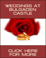 Weddings at Bulgaden Castle